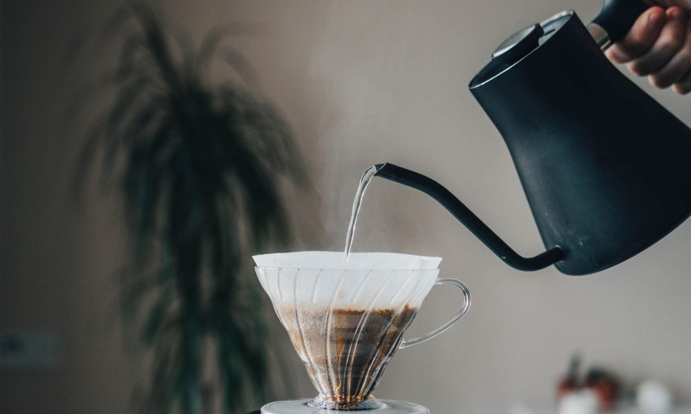 is a gooseneck kettle necessary
