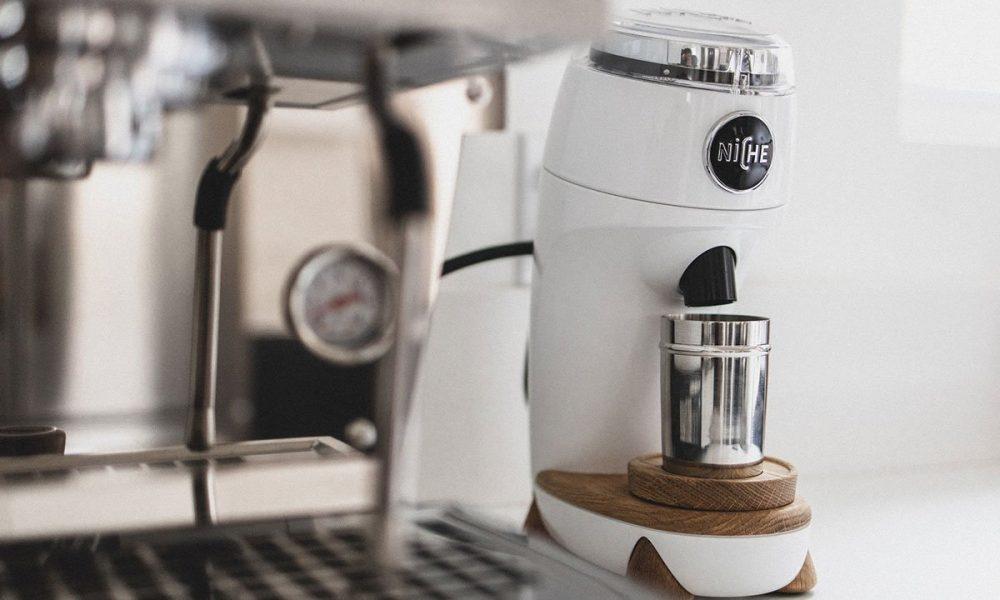 Niche Zero coffee grinder for single dosing